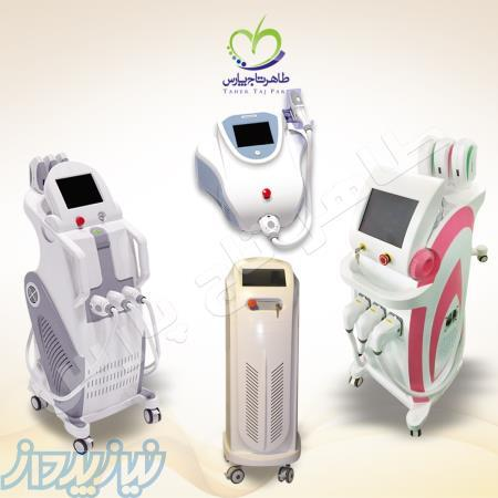 خرید و فروش دستگاه های لیزر اس اچ آر SHR و دایود diodeو الکس alex