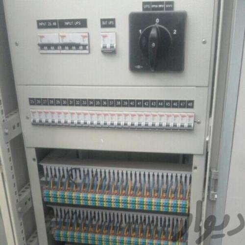طراحی و ساخت تابلو برق صنعتی - تهران