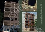 معماران اشل - طراحی تخصصی نما به همراه اخذ تاییدیه کمیته نمای شهرداری
