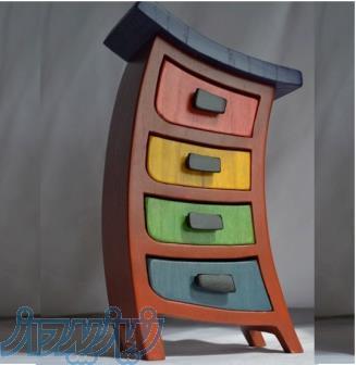 طراحی و ساخت مصنوعات چوبی خاص