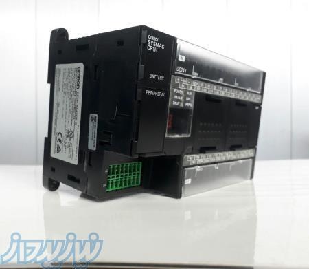 پی ال سی سری CP1H-XA40D امرن OMRON CP1H-XA40D PLC
