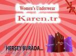 نمایندگی لباس زیر  karen  در ایران