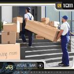 فروش لوازم بسته بندی اثاثیه و کارتن حمل بار با بهترین قیمت و کیفیت