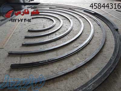 خم انواع مقاطع فلزی خم فارس