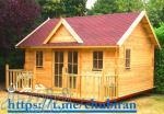 تولیدکننده ویلا چوبی ، کلبه های چوبی پیش ساخته و آلاچیق چوبی