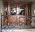 نقاشی ساختمان و کاغذ دیواری، تعمیرات درب 09123199381، سونا، نرده پله، کابینت، نجاری، دکوراسیون چوب