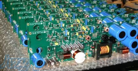 طراحی و تولید انواع برد الکترونیک DIP و SMD