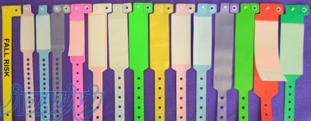 دستبند بیمار (مچ بند بیمار ) - دستبند مشخصات بیمارستانی