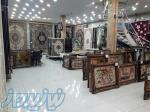 نفیس ترین فرش های دستباف گونه و انواع تابلو فرش های دستباف