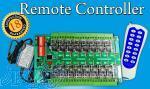 ریموت کنترلر 16 کانال با sms