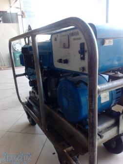 فروش یا اجاره یکدستگاه موتور برق یاماها 5000