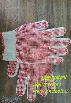دستکش کاموایی خالدار ممتاز
