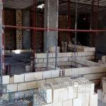 کلیه خدمات بنایی ساختمان و سوله , خرده کاری