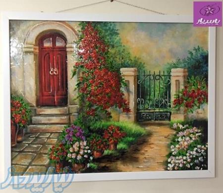 فروش ویژه تابلوی طبیعت با رنگ تیناب با 11  تخفیف