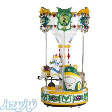 فروش دستگاه شهربازی مری گوراند نو و کارکرده با قیمت مناسب