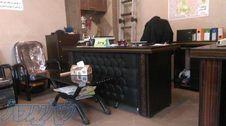 فروش میزهای اداری مدیریتی در حد نو و تمیز