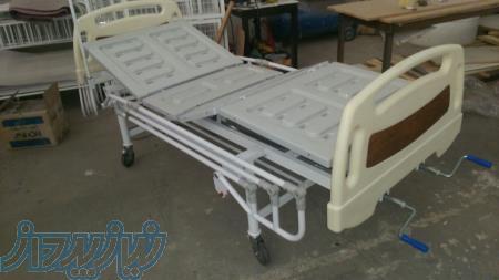 تولید وفروش انواع تختهای بیمارستانی