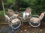تولیدوفروش انواع  میز صندلی ومبلمان باغی