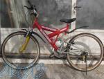 دوچرخه حرفه ای المپیا کمک فنردار