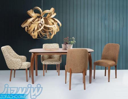 فروش کالاهای چوبی شامل میز ناهار خوری،سرویس خواب ارسال رایگان