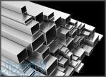 فروش قوطی مربع و مستطیل فولادی