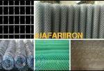 تولیدوتوزیع انواع توری حصاری و انواع سیم و مفتول    آهن بیزینس