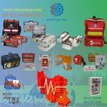 کیف و جعبه کمک های اولیه