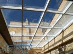 پوشش سقف پاسیو و حیات خلوت