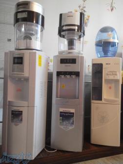 فروش دستگاه آبسردکن -آبسردکن یخچالدار-آبسردکن مخزن با تصفیه