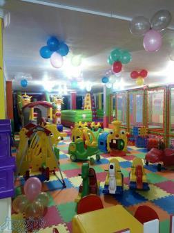 فروش لوازم وتجهیز خانه های بازی (خانه کودک )