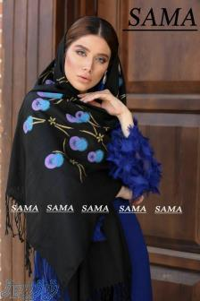 پخش عمده شال و روسری شرکت sama سما – شعبه تهران جنوب