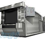 دستگاه نانوایی,دستگاه پخت نان بربری
