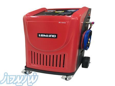 دستگاه شارژ گاز کولر تمام اتوماتیک RCC-80a