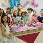 برگزاری جشن تولد کودک توسط عمو آیدین