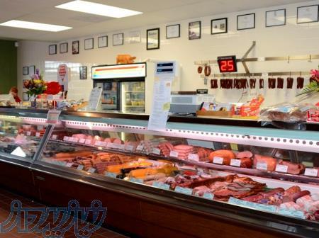 فروش خط کامل تولید سوسیس کالباس در حضور مشتری