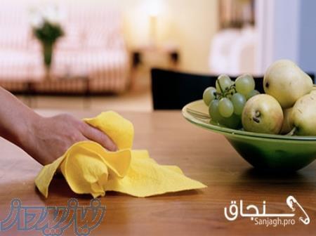 شرکت خدماتی نظافتی ایرانیان نظافت منزل و راه  له