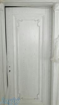 ساخت دربهای چوبی ساختمانی