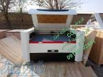 دستگاه لیزرهای برش و حکاکی CO2 برای غیر فلزات