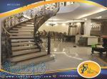 مشاوره، طراحی و ساخت تخصصی پله های گرد، حلزونی، تزیینی، خاص و فرار در سراسر کشور