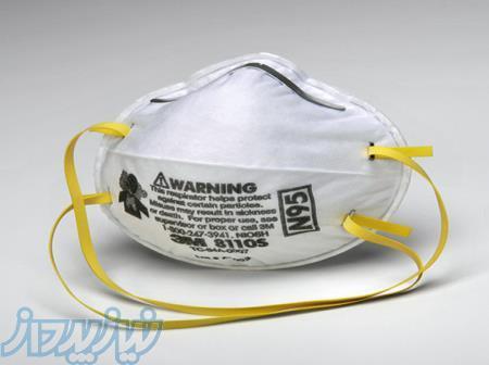 ماسک تنفسیN95 ایمن گستران دانش محور