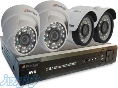نصب و راه اندازی دوربینهای مدار بسته و سیستمهای امنیتی