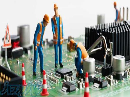 دوره حرفه ای تعمیر بردهای الکترونیک با قابلیت کار در تمام دنیا