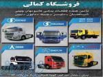 تامین کننده لوازم یدکی کامیون و کشنده های چینی