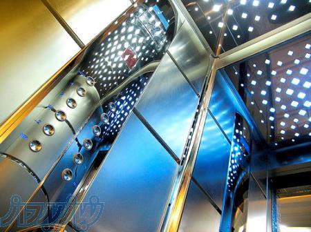 نصب و راه اندازی آسانسور و پله برقی