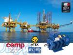 نمایندگی الکتروموتورهای ضد انفجار ، ضد جرقه، کمپانی CEMP ایتالیا
