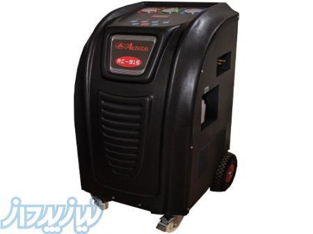 دستگاه شارژ گاز کولر اتوماتیک AC-915