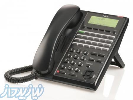گوشی تلفن سانترال نک   ان ای سی   NEC