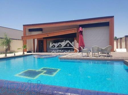 1200متر باغ ویلا رویایی محمد شهر کد 835
