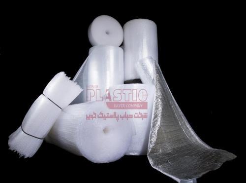 تولید انواع نایلون حبابدار  ورق کارتن  جعبه و کارتن  - یزد