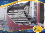 طراحی،ساخت،نصب و اجرای انواع راه پله